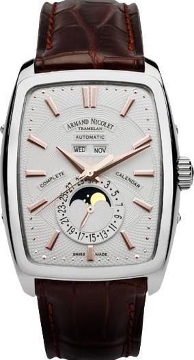 Мужские наручные швейцарские часы в коллекции TM7 Armand Nicolet