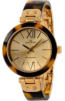 fashion наручные  женские часы Anne Klein 9652CHTO. Коллекция Plastic