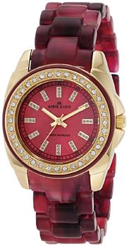 fashion наручные  женские часы Anne Klein 9668BMBE. Коллекция Plastic