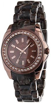 fashion наручные  женские часы Anne Klein 9669BMBN. Коллекция Plastic