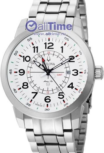 Мужские японские наручные часы в коллекции Sport Bulova