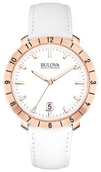 Японские наручные  мужские часы Bulova 97B128. Коллекция Accutron