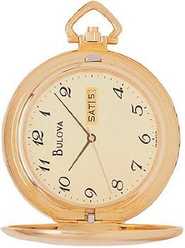 Японские наручные  мужские часы Bulova 97C24. Коллекция Specialty