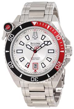 Японские наручные  мужские часы Bulova 98B167. Коллекция Precisionist