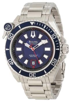 Японские наручные  мужские часы Bulova 98B168. Коллекция Precisionist