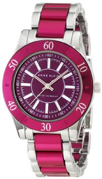 fashion наручные  женские часы Anne Klein 9981PRSV. Коллекция Aluminum