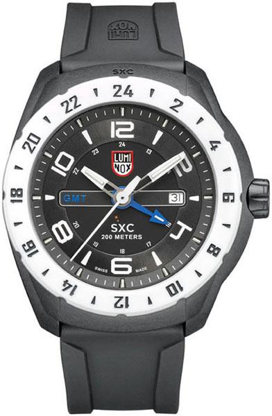 Мужские наручные швейцарские часы в коллекции Space Luminox