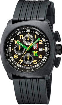 Швейцарские наручные  мужские часы Luminox A.1101.S. Коллекция Land