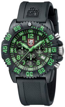 Швейцарские наручные  мужские часы Luminox A.3097. Коллекция Sea