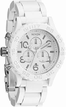 fashion наручные  мужские часы Nixon A037-1255. Коллекция 42-20 Chrono