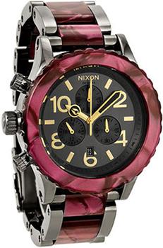 fashion наручные  мужские часы Nixon A037-1345. Коллекция 42-20 Chrono