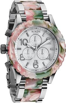 fashion наручные  женские часы Nixon A037-1539. Коллекция 42-20 Chrono