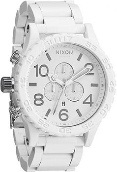 fashion наручные  мужские часы Nixon A083-1255. Коллекция 51-30 Chrono