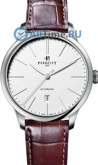Мужские наручные швейцарские часы в коллекции Classic Perrelet