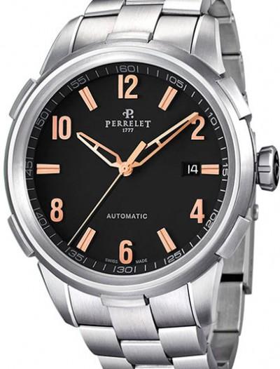 Мужские наручные швейцарские часы в коллекции Class-T Perrelet