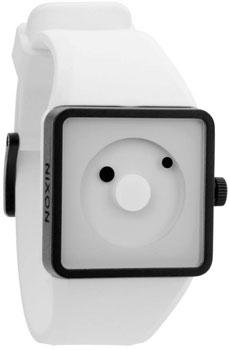 fashion наручные  мужские часы Nixon A116-100. Коллекция Newton