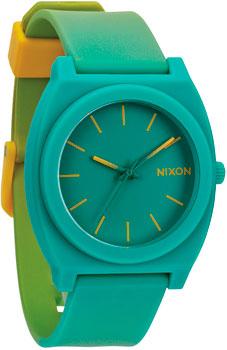 fashion наручные  мужские часы Nixon A119-1385. Коллекция Time Teller