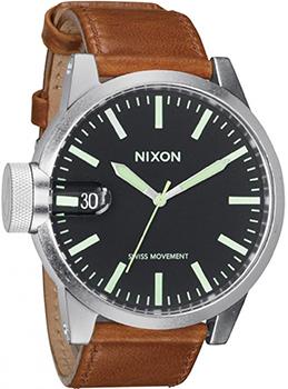 fashion наручные  мужские часы Nixon A127-1037. Коллекция Chronicle