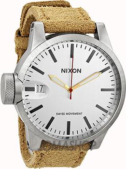 fashion наручные  мужские часы Nixon A127-1261. Коллекция Chronicle