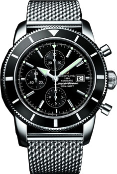 Швейцарские наручные  мужские часы Breitling A1332024-B908-152A