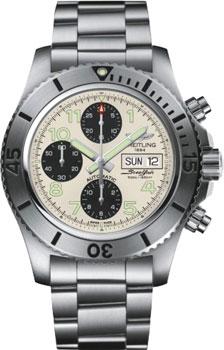 Швейцарские наручные  мужские часы Breitling A13341C3-G782-162A