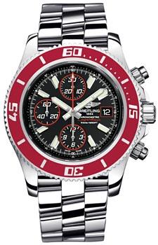 Швейцарские наручные  мужские часы Breitling A13341X9-BA81-163A