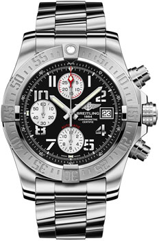 Швейцарские наручные  мужские часы Breitling A1338111-BC33-170A