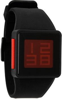 fashion наручные  мужские часы Nixon A137-000. Коллекция Newton Digital
