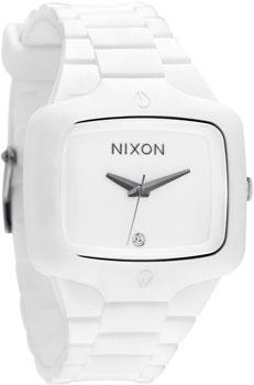 fashion наручные  мужские часы Nixon A139-100. Коллекция Rubber Player