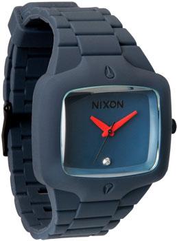 fashion наручные  мужские часы Nixon A139-690. Коллекция Rubber Player