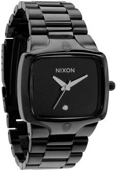 fashion наручные  мужские часы Nixon A140-001. Коллекция Player