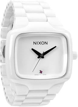 fashion наручные  мужские часы Nixon A145-126. Коллекция Ceramic Player
