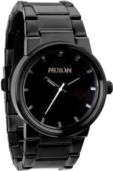 fashion наручные  мужские часы Nixon A160-001. Коллекция Cannon