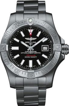 Швейцарские наручные  мужские часы Breitling A1733110-BC30-169A