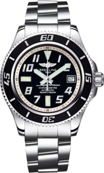 Швейцарские наручные  мужские часы Breitling A1736402-BA29-161A