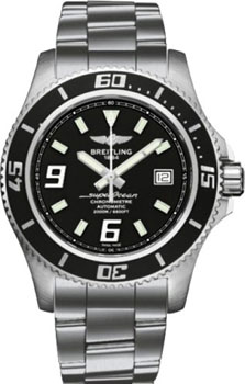 Швейцарские наручные  мужские часы Breitling A1739102-BA77-162A