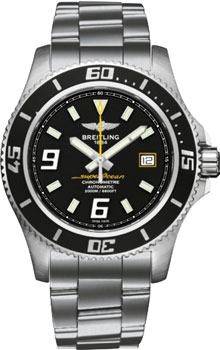 Швейцарские наручные  мужские часы Breitling A1739102-BA78-162A