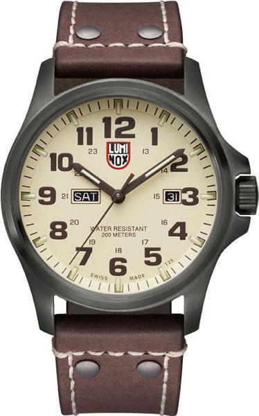 Мужские наручные швейцарские часы в коллекции Land Luminox