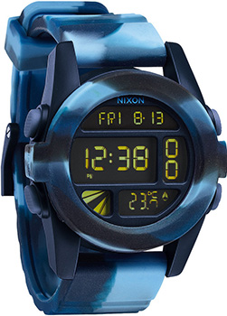 fashion наручные  мужские часы Nixon A197-1726. Коллекция Unit
