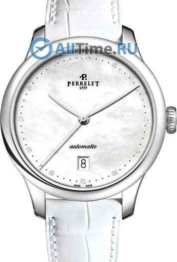 Женские наручные швейцарские часы в коллекции Classic Perrelet