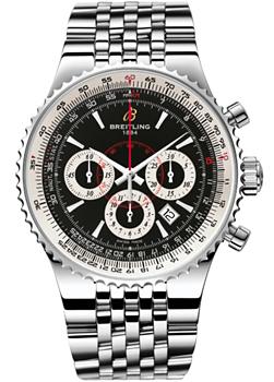 Швейцарские наручные  мужские часы Breitling A2335121-BA93-445A