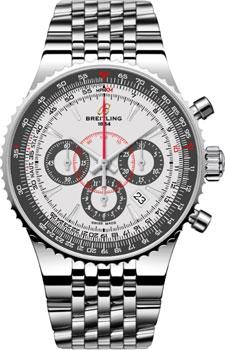 Швейцарские наручные  мужские часы Breitling A23351A6-G741-445A