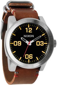 fashion наручные  мужские часы Nixon A243-019. Коллекция Corporal