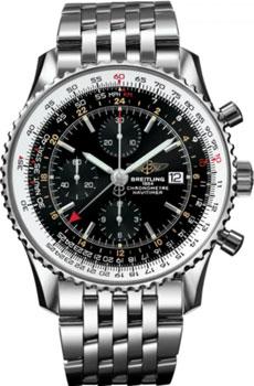 Швейцарские наручные  мужские часы Breitling A2432212-B726-443A