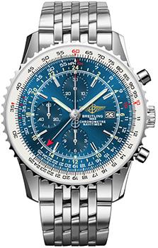 Швейцарские наручные  мужские часы Breitling A2432212-C651-443A