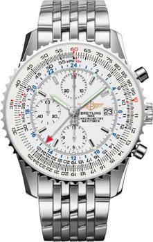 Швейцарские наручные  мужские часы Breitling A2432212-G571-443A