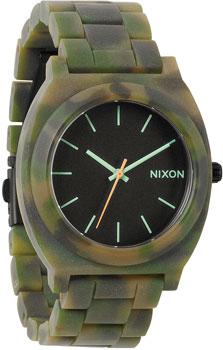 fashion наручные  мужские часы Nixon A327-1428. Коллекция Time Teller