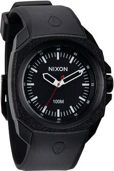 fashion наручные  мужские часы Nixon A349-001. Коллекция Ruckus
