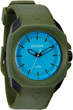 fashion наручные  мужские часы Nixon A349-1536. Коллекция Ruckus
