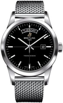Швейцарские наручные  мужские часы Breitling A4531012-BB69-154A